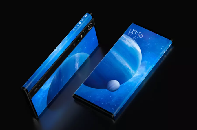 Xiaomi Mi Mix Alpha launched with surround screen