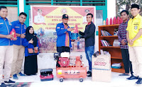 FPKT Bima Grand Lounching Bengkel Book Kawuwu
