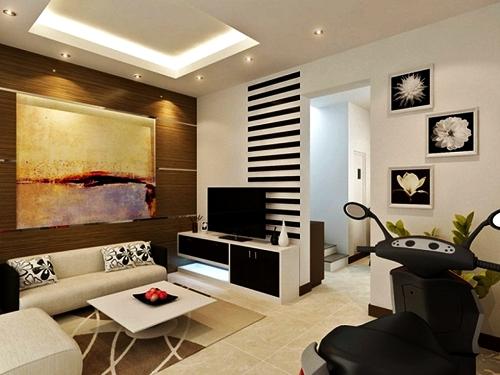 Ada Beberapa Tips Yang Bisa Anda Terapkan Pada Ruang Tamu Rumah Minimalis Seperti Pemilihan Furniture Pewarnaan Dinding Dan Lainya Serta Aksesoris