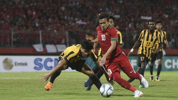 Menanti Kadoh Dari Indonesia Ketika Melawan Malaysia Di Piala AFF 2019