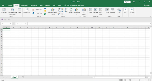 Microsoft Excel, Learn Basic of MS Excel online in a simple way