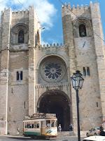 Catedral. Lisboa. Lisbon. Lisbonne. Portugal