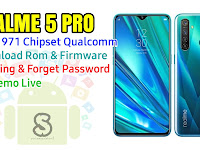 Download Rom Official / Flashing Realme 5 Pro Rmx1971 Qualcomm Lupa Password, Pola, Fix Demo Live