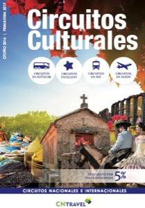 Catálogo de viajes CNTravel 2017