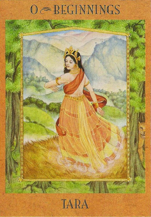 The Goddess Tarot | Tara
