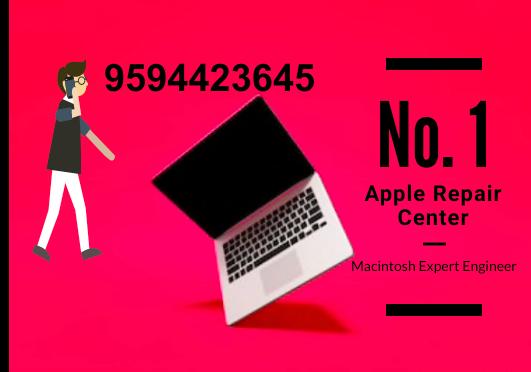 Apple service center In Mumbai.