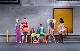 Barbie celebra moda streetwear em linha colecionável