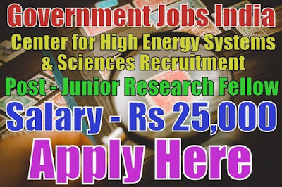 Center for High Energy Systems and Sciences CHESS Recruitment 2017