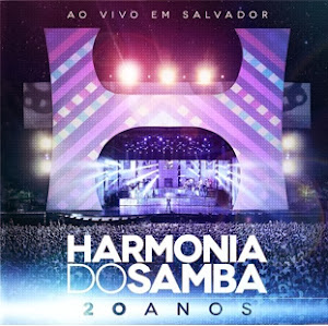 cd harmonia do samba ao vivo em salvador 2008