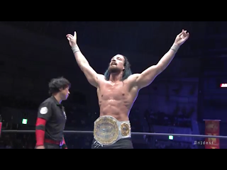 Jay White Wins IWGP Intercontinental Championship At NJPW Destruction In Kobe