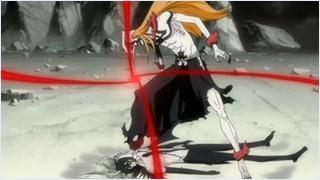 อิจิโกะ vs อุลคิโอร่า