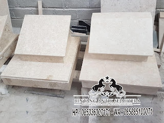 Nisan Marmer Kotak dan Nisan Buku, Batu Nisan Marmer Hitam, Model Batu Nisan Kuburan Islam