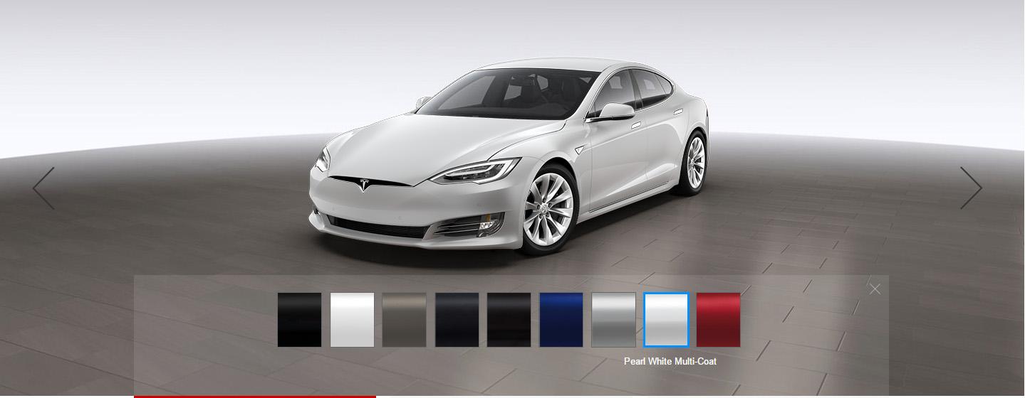 Tesla Model S Facelift (2017) 18