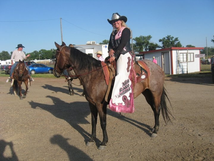 My Year As Miss Rodeo Montana 2011 Wild Horse Stampede