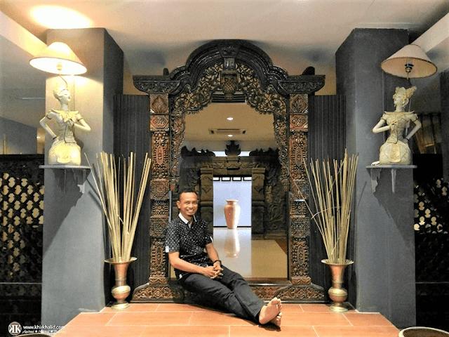 Taman Sari Royal Heritage Spa Langkawi, Resorts World Langkawi, Khir Khalid,