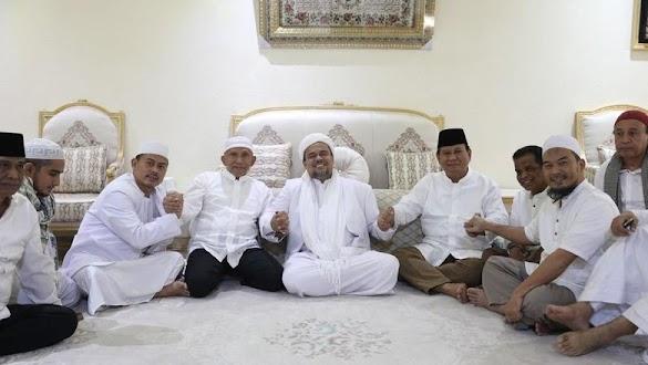 PSI: Pertemuan Amien-Prabowo-HRS 'Gatot' alias Gagal Total