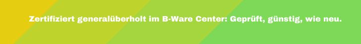 zertifiziert generalüberholt im eBay B-Ware Center