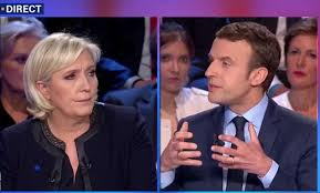 #FrancePresElection : It's the end of traditional parties so starting the big challenge LePen-Macron