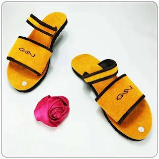 Sandal Spon Talincang Wanita GSJ