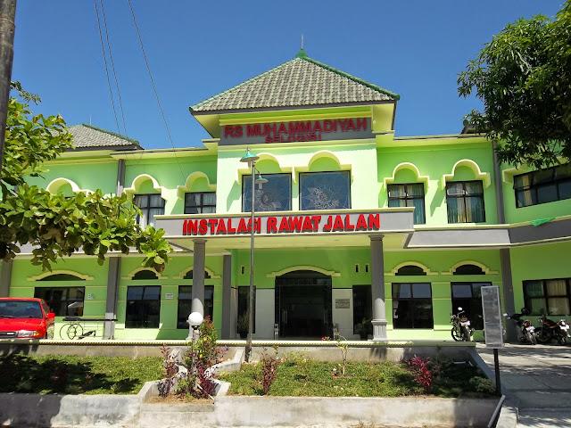 Jadwal Dokter RS Muhammadiyah Selogiri Wonogiri