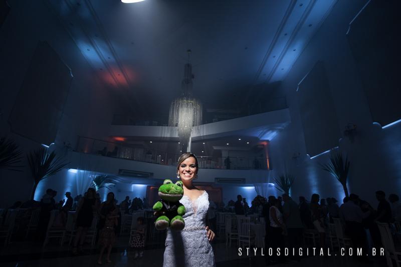 Sapinho noiva