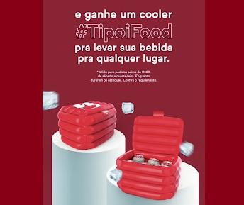 Ação Ifood Mercado Oferece Cooler Grátis