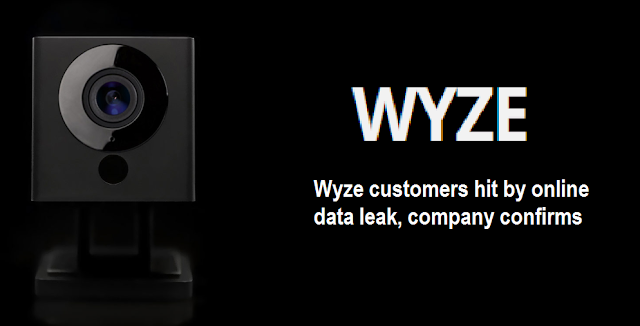 Wyze customers hit by online data leak, company confirms