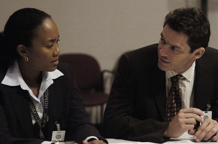 "Escena de ""The wire"""