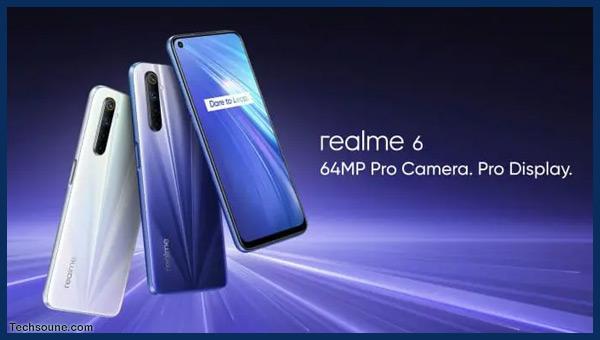مواصفات و أسعار هاتف Realme 6 و Realme 6 Pro