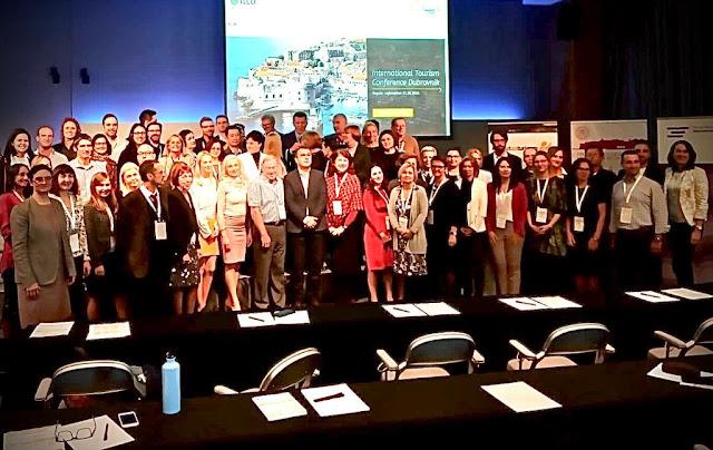 Η Επίδαυρος στο διεθνές συνέδριο τουρισμού ΙΤCD στην Κροατία