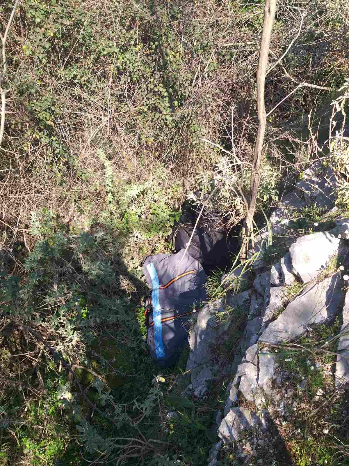 Πάνω από 73 kg κάνναβης …κρυμμένα σε δύσβατο σημείο της ελληνοαλβανικής μεθορίου