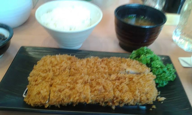Saboten: Delicious Tonkatsu and Seafood