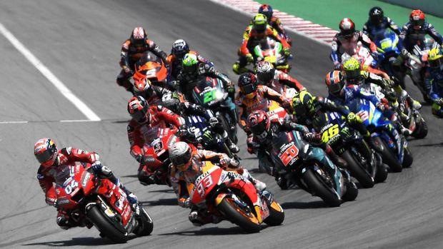 Berikut Ini Adalah Jadwal Pertandingan MotoGP Di Belanda 2019
