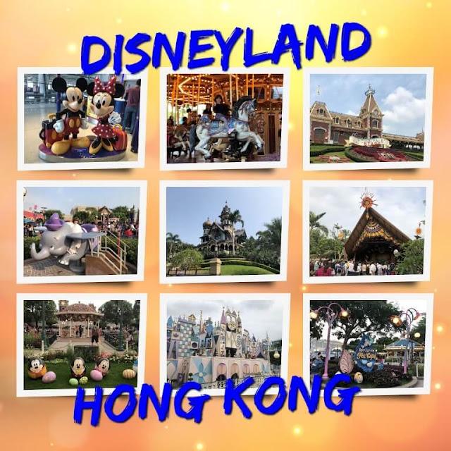 Disneyland de Hong Kong