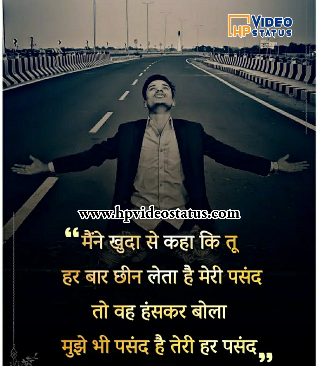 Hindi in nice status Best Life