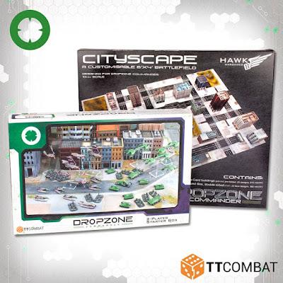 Starter Box Cityscape