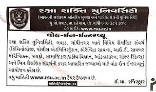 http://www.myojasupdate.com/2019/07/raksha-shakti-university-recruitment.html