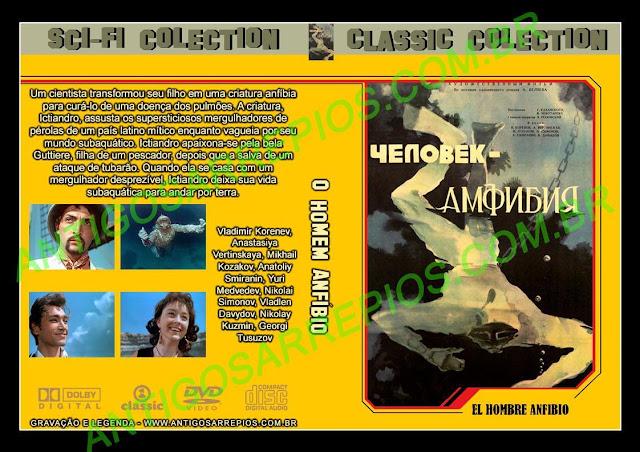 Chelovek-Amfibiya (1961)