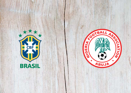 Brazil vs Nigeria Full Match & Highlights 13 October 2019