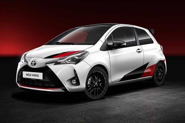 Toyota Yaris deportivo 2017
