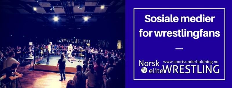 Wrestlingfans. Norsk wrestling. Wrestlingshow i Norge. Norske wrestlere. Foto.