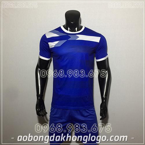 Áo Bóng Đá Ko Logo F50 Adi màu xanh đậm