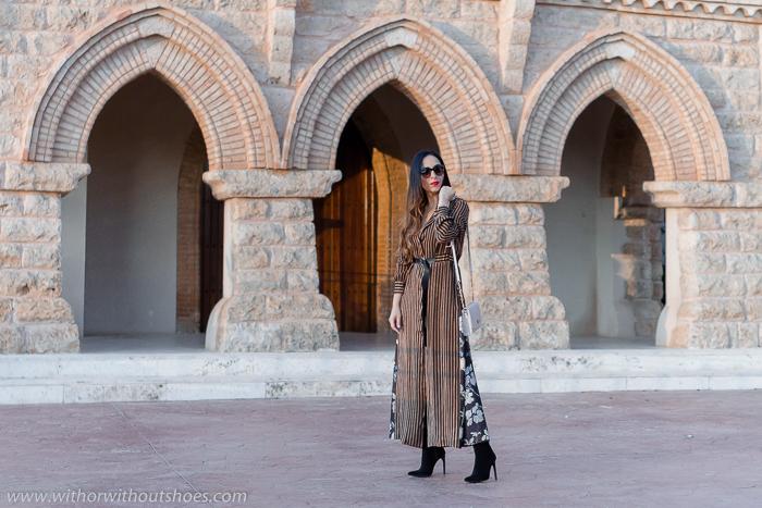 Cómo combinar un Vestido camisero de Rayas Ses by Sesderma