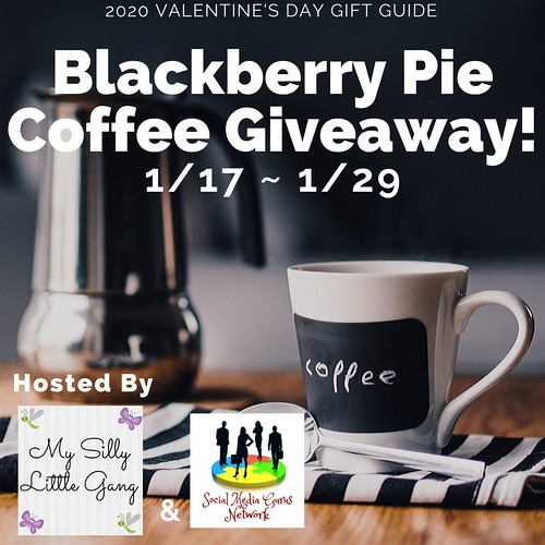 Blackberry Pie Coffee Giveaway