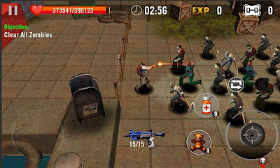 Zombie Overkill 3D v1.0.3 APk Mod (Mod Money)