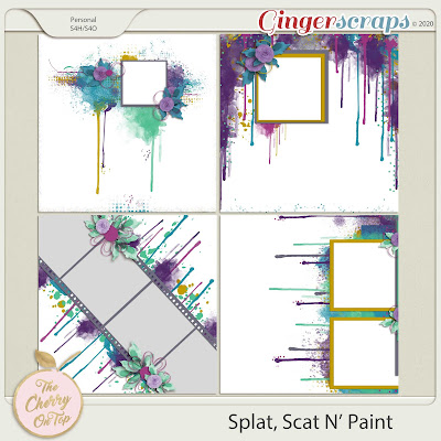 Splat Scat N Paint