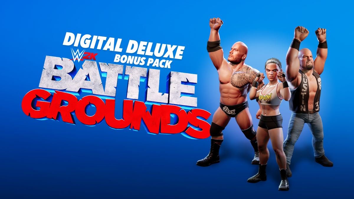 مراجعة WWE 2K Battlegrounds