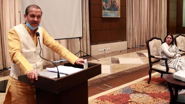 आत्मनिर्भर मध्यप्रदेश बनाने में आईटी प्रोफ़ेशनल निभाएँ अपनी भूमिका — मंत्री श्री सखलेचा