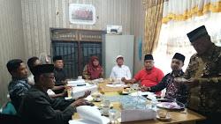 Bamus Nagari Kinali Lakukan Rapat Khusus Pembentukan Kepengurusan 2021-2027