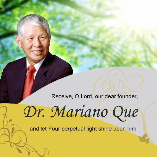 Founder Of Mercury Drug Mariano Que Passes Away At 96